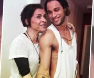 Pablo e Marina Lima (Foto: Gshow)