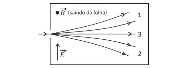 Ilustração das partículas (Foto: Reprodução/Fuvest)