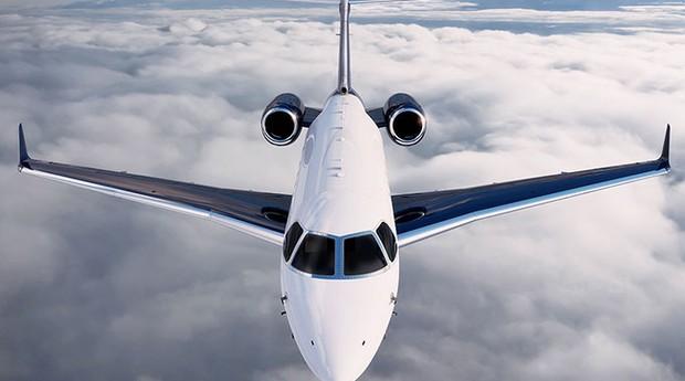 O sofisticado Legacy 450, da Embraer. Há opções, no entanto, mais baratas (Foto: Divulgação)