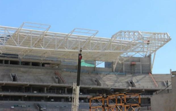 Allianz Parque Arena Palestra (Foto: Divulgação / WTorre)