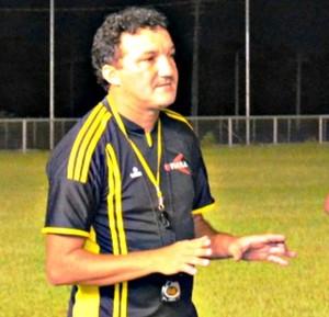 Zacarias Lopes, presidente-técnico do Náuas (Foto: Adelcimar Carvalho)