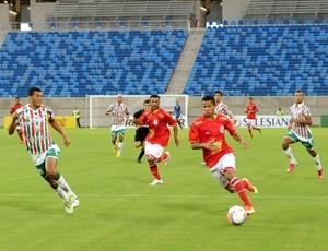 América-RN x Baraúnas, Arena das Dunas (Foto: Jocaff Souza)