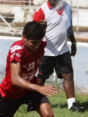 Daniel Borges, Botafogo-SP (Foto: Rogério Moroti / Ag. Botafogo)