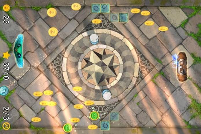 Pong World é a versão modernizada do clássico (Foto: Divulgação/Atari)