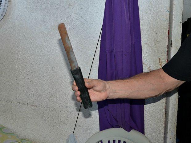 Levantamento com dados sobre armas apreendidas será divulgado após operação  (Foto: André Monteiro/CMA)