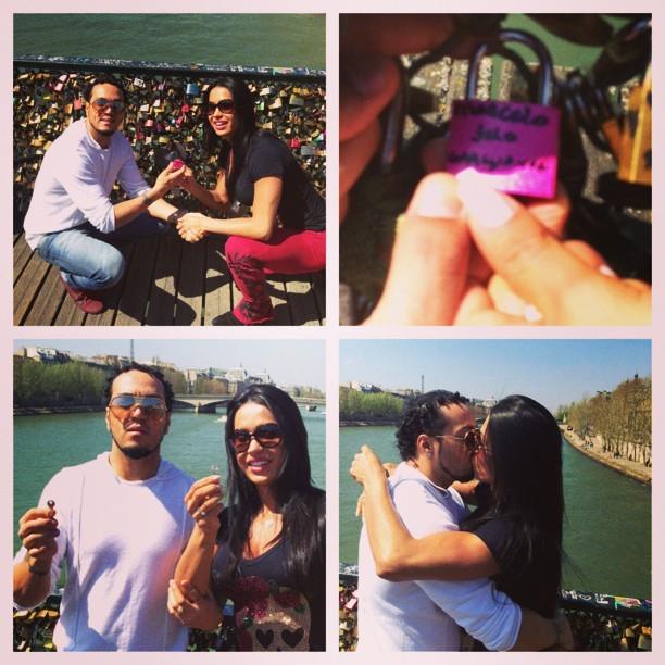 Gracyanne Barbosa e Belo (Foto: Instagram/Reprodução)