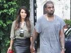 Site: Kim Kardashian e Kanye West compram mansão de US$ 11 milhões