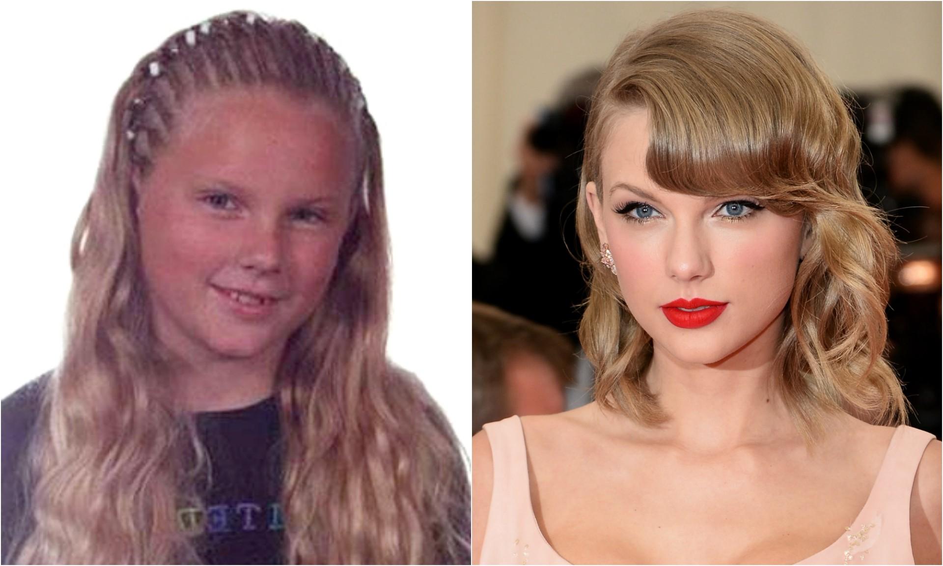 Taylor Swift. (Foto: Reprodução e Getty Images)