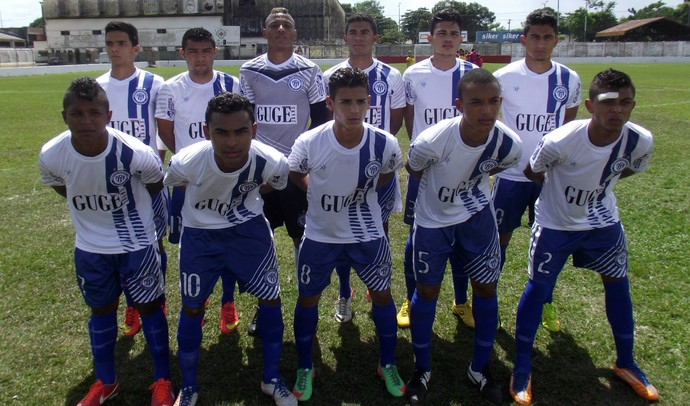 Comercial-PI na Copa Norte Sub-20 (Foto: Gil Galvão Cm)