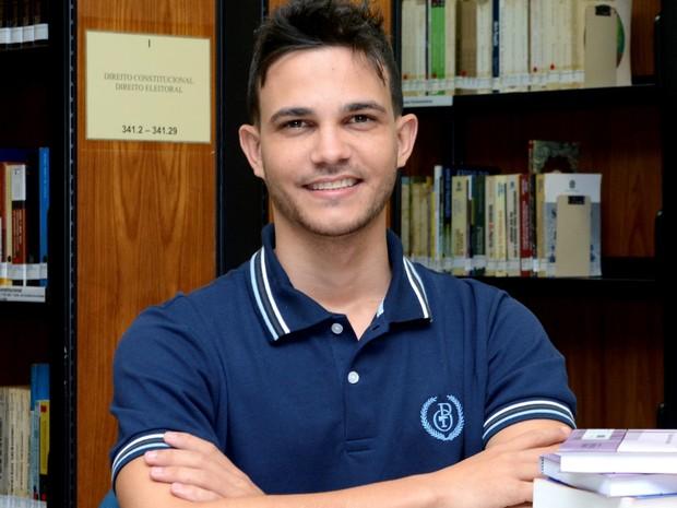 Professor é um dos 10 finalistas do Global Teacher Prize 2017 (Foto: Arquivo Pessoal/Wemerson Nogueira)