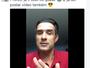 Marcos Pasquim entra em rede social e usuários postam fotos sem camisa