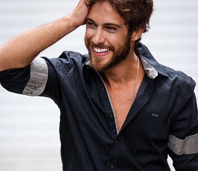 Roony Kriwat fez sucesso na novela 'Avenida Brasil' (Foto: Arquivo Pessoal)