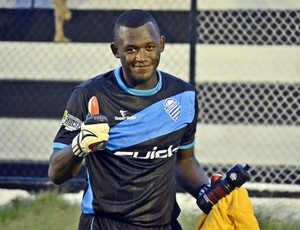 Jefferson, goleiro do CSA (Foto: Divulgação/CSA)