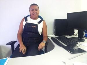Chefe de atendimento da Receita Federal no Amapá, Ray Silva (Foto: Jorge Abreu/G1)
