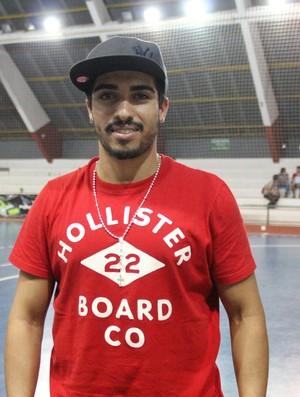 Ala Bichinho não pertence mais ao elenco do Suzano São Paulo ... a826afa075786