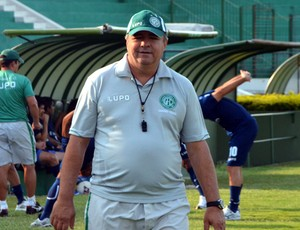 Vad&#227;o, t&#233;cnico do Guarani (Foto: Murilo Borges / Globoesporte.com)