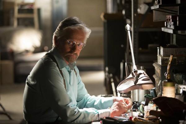 Michael Douglas como Hank Pym (Foto: Divulgação)