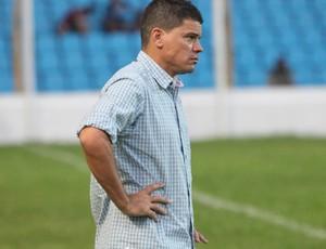 Celinho se diz frustrado e deixa permanência no time em aberto (Foto: Biaman Prado/O Estado)