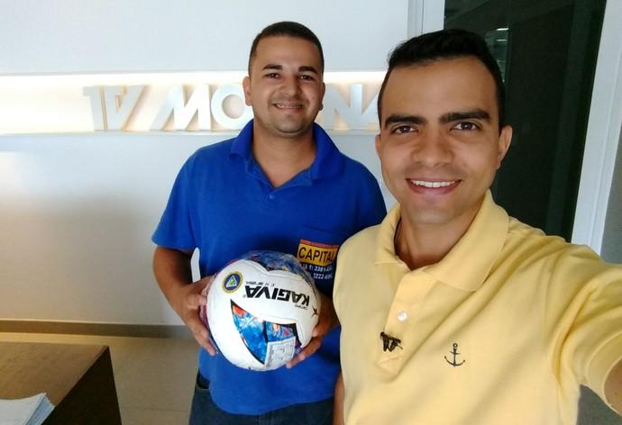 Diego Vilhalva da Costa, de Campo Grande (Foto: Reprodução/TV Morena)