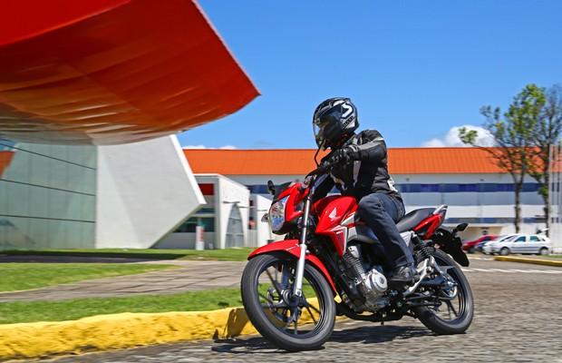 Honda CG 160 2016 (Foto: Divulgação)
