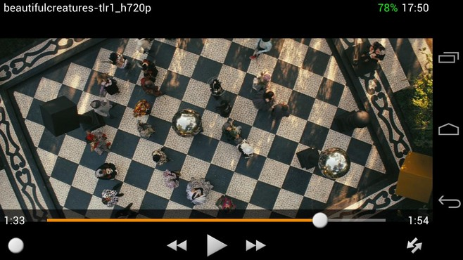 screenshot de VLC Media Player