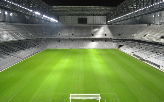 Arena da Baixada (Foto: Divulgação/ Atlético-PR)