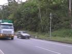 Radares diminuem em 41% acidentes na BR-040, no trecho Juiz de Fora-Rio