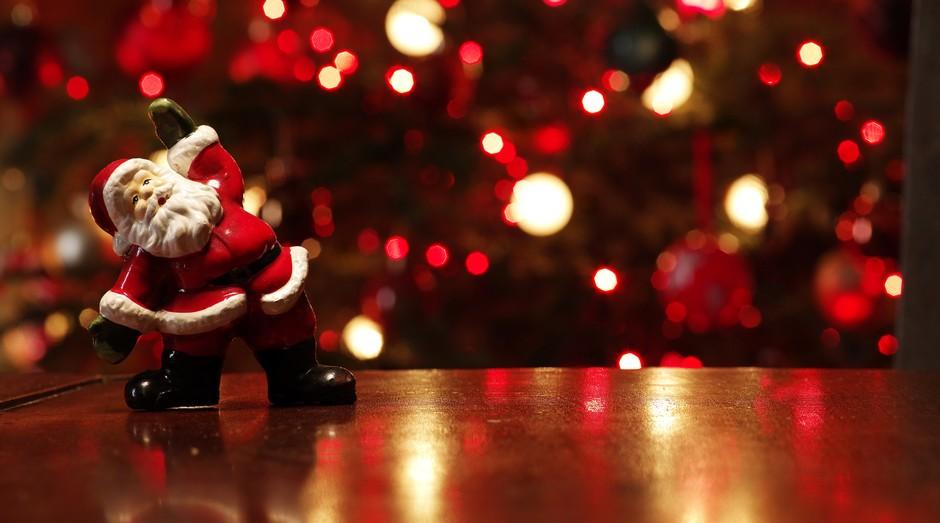 papai noel, natal (Foto: ThinkStock)
