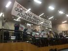 Grupo cobra votação na Câmara do impeachment do prefeito de Goiâna