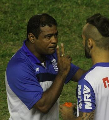 Mauro Rodrigues, goytacaz (Foto: Carlos Grevi / Agência Ururau)
