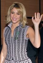 Shakira irá substituir Christina Aguilera em programa, diz site