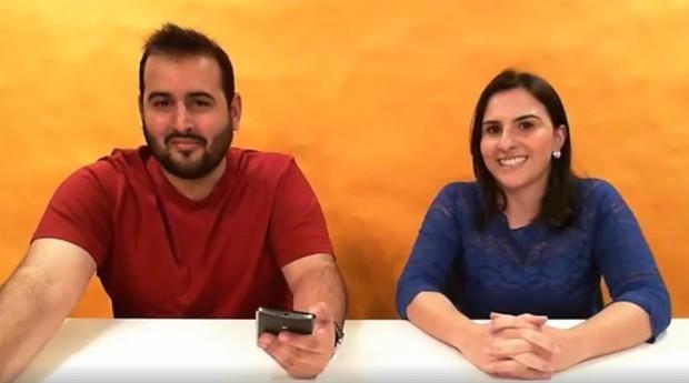 Consultora do Sebrae-SP falou sobre o Super MEI em vídeo no Facebook de PEGN (Foto: Reprodução)