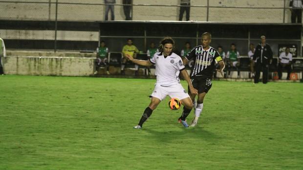 ASA x Ceará, em Arapiraca, Copa do Brasil (Foto: Ricardo Lêdo/Gazeta de Alagoas)
