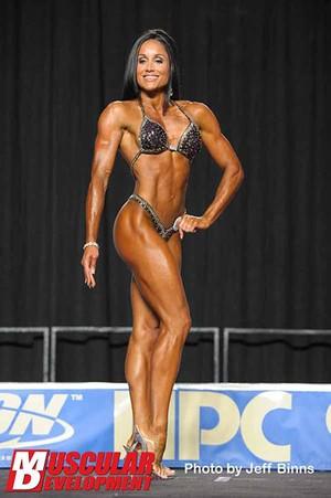 Daniela Freitas (Foto: Jeff Binns / Reprodução)