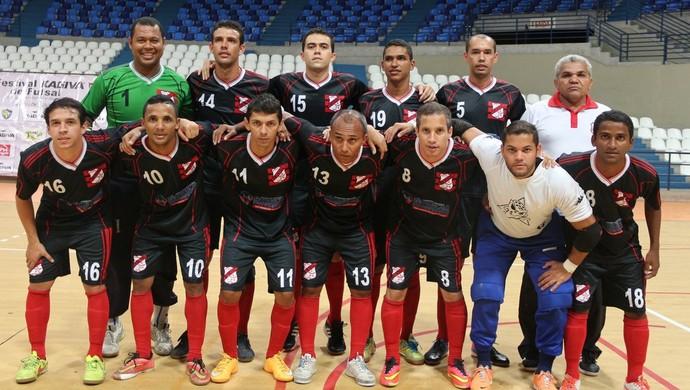 URV Futsal  (Foto: Wendell Jefferson)
