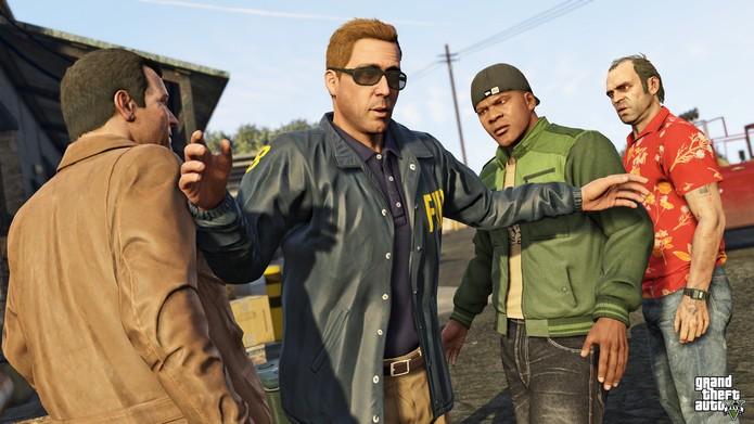 Códigos GTA 5: Transforme sua munição em balas incendiárias no Xbox 360, PS4, PS3 e Xbox One (Foto: Divulgação/Rockstar)