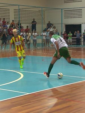 copm x tuna luso-am, futsal (Foto: Reprodução / TV Cabo Branco)