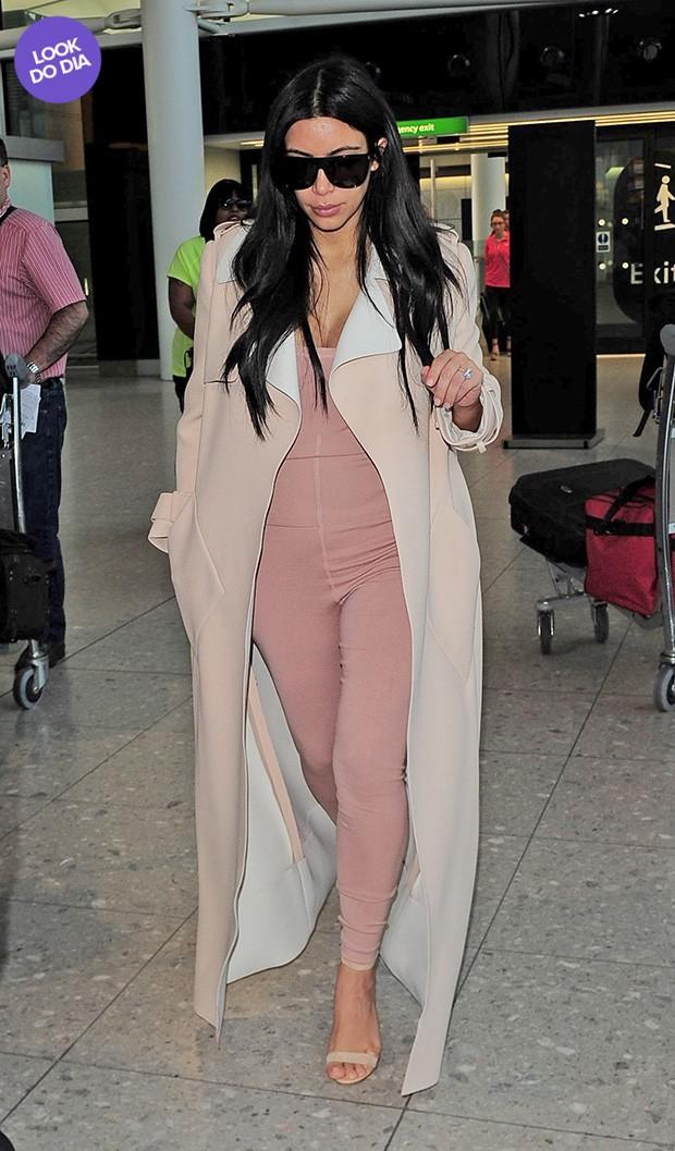 Kim Kardashian (Foto: Agência AKM)
