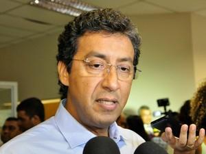 Marco Aurélio Bertúlio Neves deve assumir a Secretaria estadual de Saúde. (Foto: Renê Dióz / G1)
