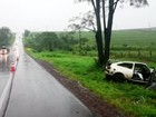 Motorista morre em acidente entre carro e carreta em rodovia de Olímpia