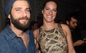 Bruno Gagliasso e Giovanna Ewbank no aniversario do ator Paulo Gustavo (Foto: Cleomir Tavares/Divulgação)