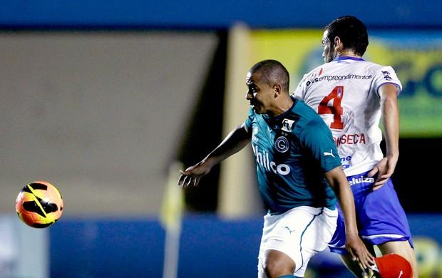 Walter jogo Goiás e Bahia (Foto: Adalberto Marques / Ag. Estado)