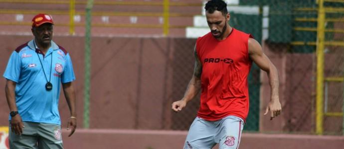 Eli Sabiá Sertãozinho Serrão (Foto: Vinicius Alves / Sertãozinho FC)