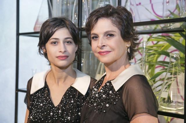 Luisa Arraes e Drica Moraes (Foto: Globo/Rafael Campos)