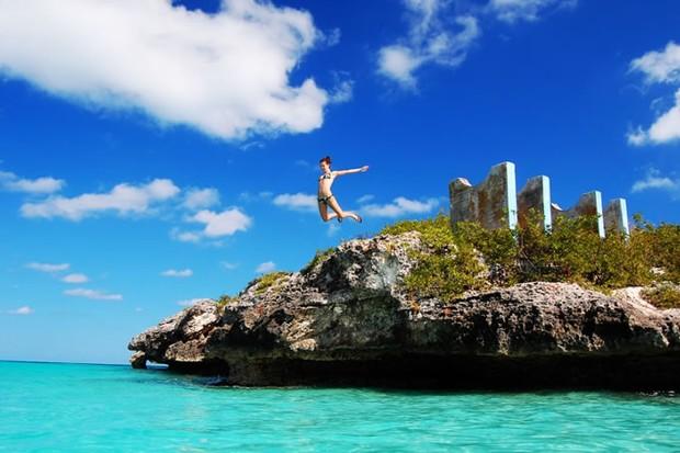 Cayo Coco, em Cuba (Foto: O.Taillon/reprodução)