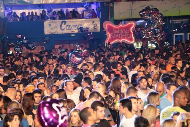 Baile da Favorita (Foto: Divulgao)