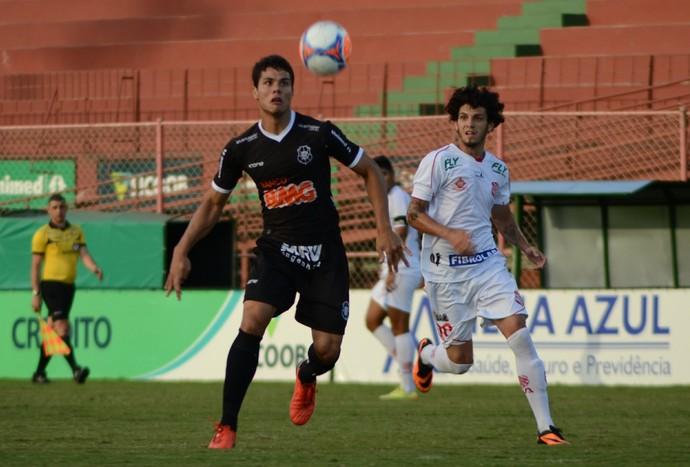 Taça Vitória 2014: Rio Branco-ES x Bangu (Foto: Divulgação)
