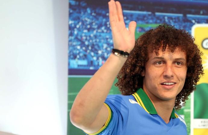 4fef8be021 David Luiz evento seleção brasileira (Foto  Marcos ...