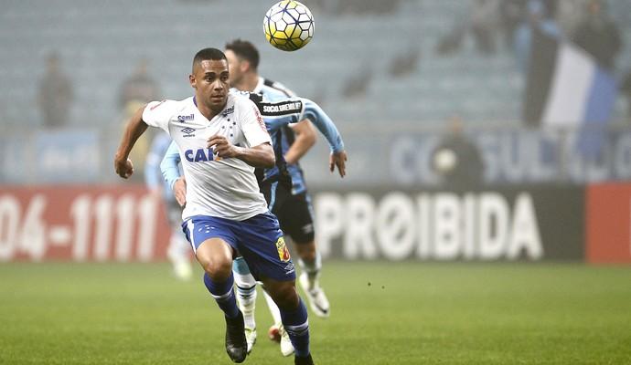 Bryan Cruzeiro (Foto: Lucas Uebel/Light Press)