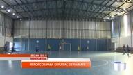 Futsal em Taubaté está de elenco novo e tem desafios